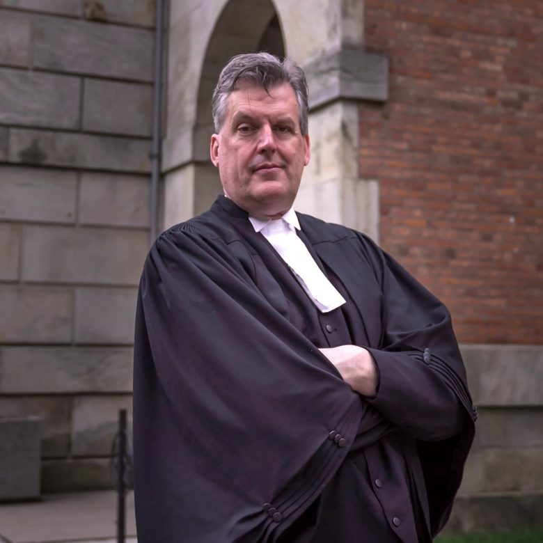Peter Robert Lindsay, B.A.(Hons), LLb(Hons)